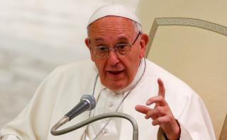 El Papa pide a sacerdotes no discriminar a nadie en la Iglesia