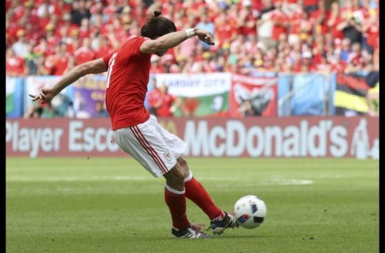 CUADROxCUADRO: revive el golazo de tiro libre de Gareth Bale