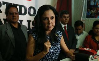 """Nadine: """"Me quedaré en el Perú, quienes huyen son los cobardes"""""""