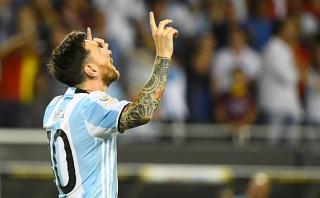 """Lionel Messi: """"Me enteré que me comparan con Michael Jordan"""""""