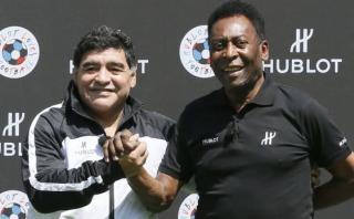 ¿Maradona sigue pensando lo mismo de Messi tras hat-trick?