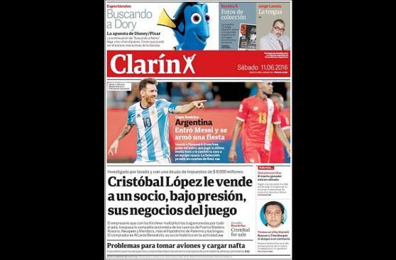 Lionel Messi: las tapas de diarios que se rinden ante él