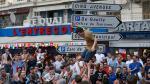 Eurocopa 2016: ¿Cómo vivió París la inauguración del torneo? - Noticias de david thibault