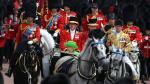 Solemne desfile militar en Londres por los 90 años de Isabel II - Noticias de principe guillermo