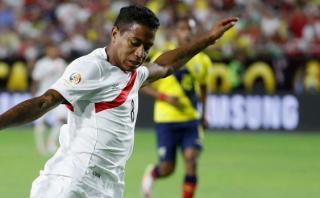 Selección: Andy Polo gana puntos para ser titular ante Brasil