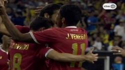 Costa Rica marcó el mejor gol colectivo de la Copa América