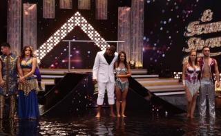 """""""El gran show"""": Melissa Klug venció a Milett y 'Chiquito'"""