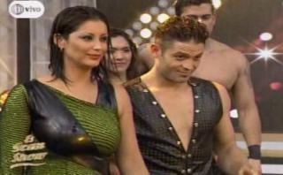El gran show: Karla Tarazona y Kike Suero fueron sentenciados