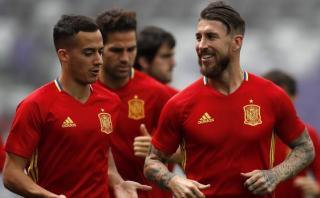 """Ramos: """"Barcelonistas y madridistas nos fusionamos en España"""""""