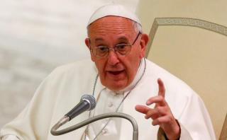 """Papa dice que atentado en Orlando manifiesta """"odio sin sentido"""""""
