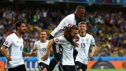 Eurocopa: Alemania gana 1-0 con cabezazo de Mustafi [VIDEO]