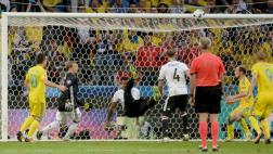 Eurocopa 2016: Boateng realizó una espectacular salvada de gol