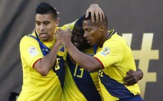 Ecuador clasificó a cuartos de Copa América con estos goles