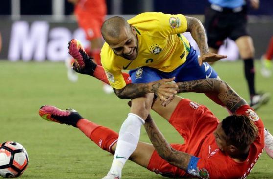 Perú vs. Brasil: las postales del partido por la Copa América