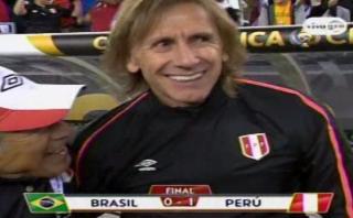Así celebró Perú su victoria contra Brasil en la Copa América
