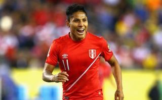 Raúl Ruidíaz: así narró prensa brasileña polémico gol de Perú