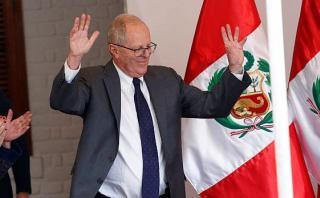 """PPK sobre clasificación de Perú: """"Fue un partido maravilloso"""""""