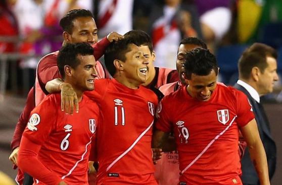 Perú vs. Brasil: imágenes del júbilo por triunfo blanquirrojo
