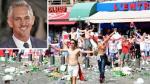 Gary Lineker lamenta disturbios causados por los 'hooligans' - Noticias de gary lineker