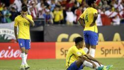 """Prensa brasileña: """"Nuevo fracaso de una selección destrozada"""""""
