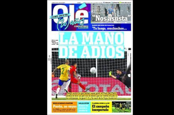 Selección peruana: portadas y reacciones sobre victoria bicolor