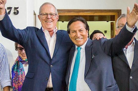 PPK recibe visitas de políticos tras finalizar comicios [FOTOS]