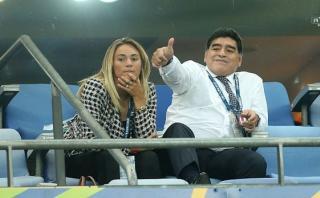 "Maradona reafirma: ""No podemos obligar a Messi a ser líder"""