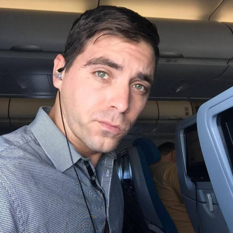 An undated photo from the Facebook account of Edward Sotomayor Jr., who police identified as one of the victims of the shooting massacre that happened at the Pulse nightclub of Orlando, Florida, on June 12, 2016. Edward Sotomayor via Facebook/Handout via REUTERSATTENTION EDITORS - THIS IMAGE WAS PRIVIDED BY A THIRD PARTY. EDITORIAL USE ONLY. NO RESALES. NO ARHIVE.