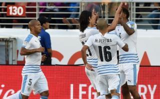 Uruguay goleó 3-0 a Jamaica y se despidió de la Copa América