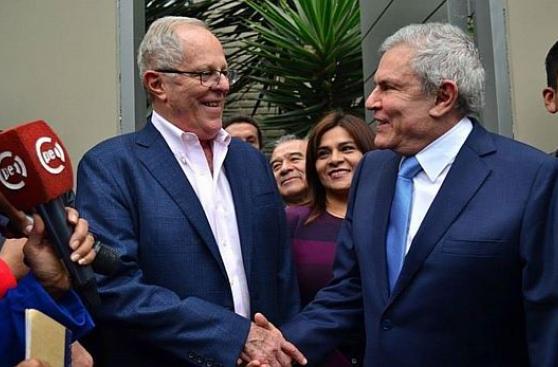 PPK: Conversación con Luis Castañeda ha sido muy positiva