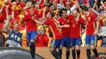 España ganó 1-0 a República Checa en su debut en Eurocopa 2016 - Noticias de vicente checa