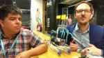 ¿Por qué es importante aprender robótica? [VIDEO] - Noticias de martín bustamante