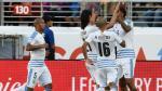 Uruguay goleó 3-0 a Jamaica y se despidió de la Copa América - Noticias de jose luis cuya silva