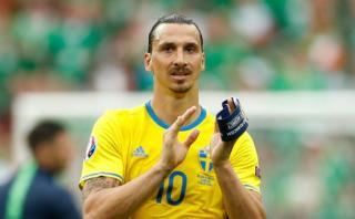 Zlatan Ibrahimovic llegó a un acuerdo con Manchester United