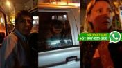Salamanca: bebe fue encerrada por sus padres en una camioneta