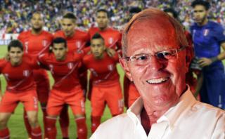 PPK envió un mensaje ganador a la selección peruana