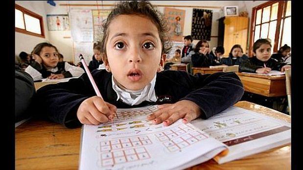 No más rojos en libretas escolares: Minedu cambió calificación