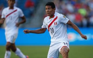 Edison Flores tiene claro cómo jugar y ganarle a Colombia