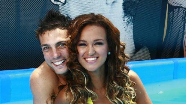 Angie Arizaga y Nicola Porcella han vuelto. (Foto: USI)