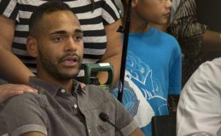 "Orlando: ""Me quedé tendido para que no supiera que estaba vivo"""