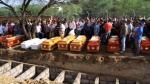 La venganza detrás de la masacre a una familia en México - Noticias de entierro alcalde