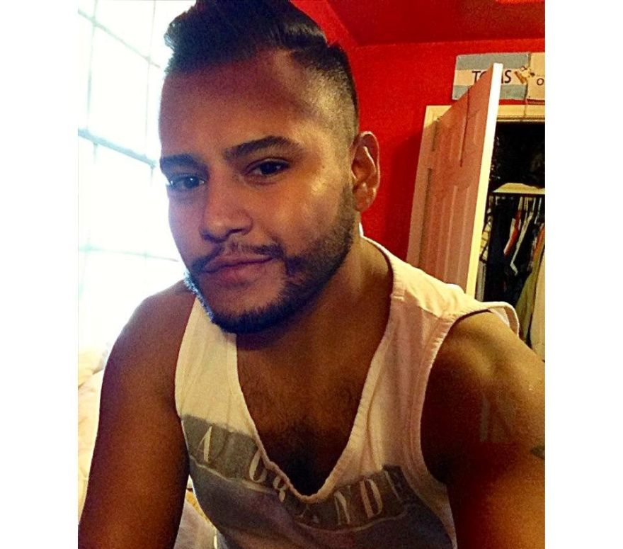 An undated photo from the Facebook account of Frank Escalante, who police listed as Frank Hernandez as one of the victims of the shooting massacre that happened at the Pulse nightclub of Orlando, Florida, on June 12, 2016. Frank Escalante via Facebook/Handout via REUTERS ATTENTION EDITORS - THIS IMAGE WAS PROVIDED BY A THIRD PARTY. EDITORIAL USE ONLY. NO RESALES. NO ARCHIVE.