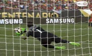 Claudio Bravo y un nuevo error en segundo gol de Panamá