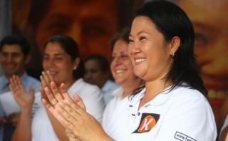 Keiko Fujimori: Somos el partido más grande, seguimos adelante