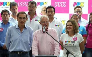 Partido de PPK rechaza condiciones del fujimorismo para diálogo