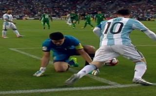Lionel Messi: esto dijo Carlos Lampe luego de sufrir huacha