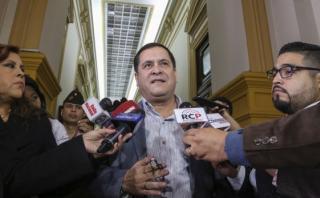 Iberico: PPK es un caballero y sabrá disculparse ante una dama
