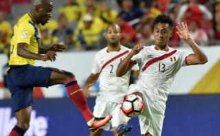 Renato Tapia podría volver al once titular frente a Colombia