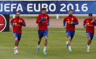España, la selección de la Euro 2016 más seguida en Facebook