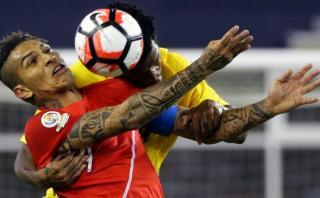 Paolo Guerrero es el número uno de la Copa América 2016 en...